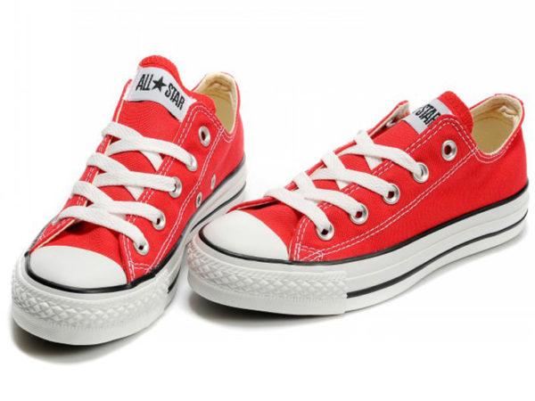 Низкие кеды Converse