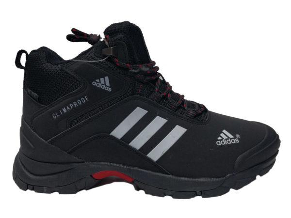 Зимние Adidas Climaproof Mid черные