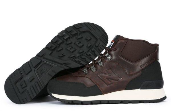 Зимние New Balance 755 коричневые (40-44)