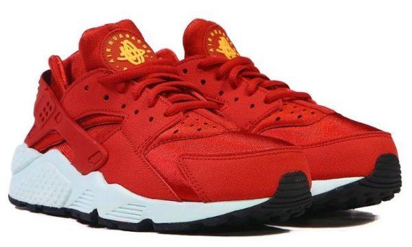 Nike Air Huarache красные red (35-44)