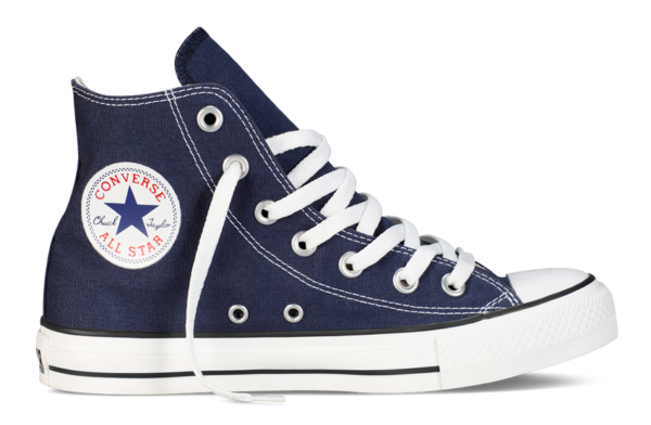 Converse All Star High высокие blue синие (35-45). Конверс Ол Стар