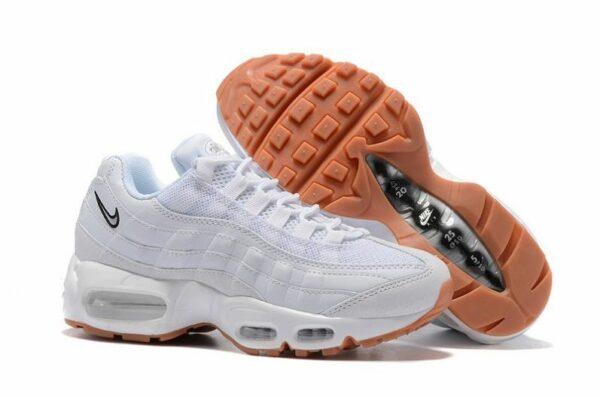 Nike Air Max 95 белые White (35-40)