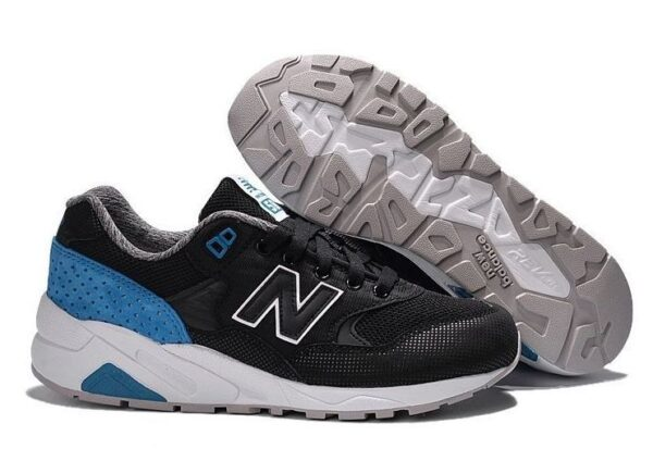 New Balance 580 (Black/Blue) (35-39)