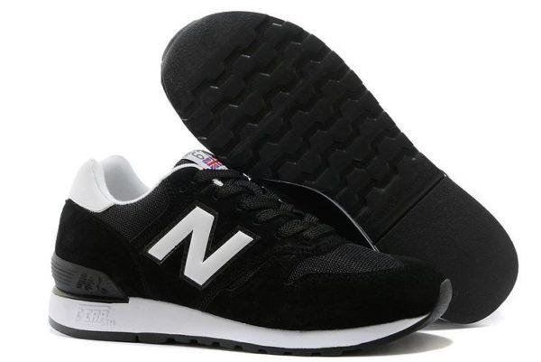 New Balance 670 черно-белые (35-43)