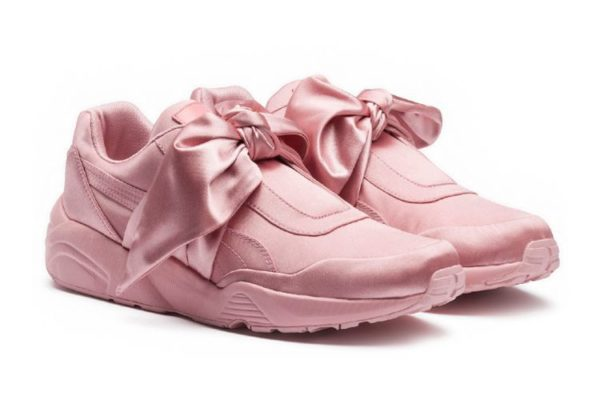 Rihanna x Puma Fenty Bow розовые (35-39)