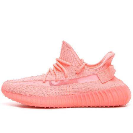 "Adidas Yeezy Boost 350 V2 Static pink ""Glow"" (35-39)"