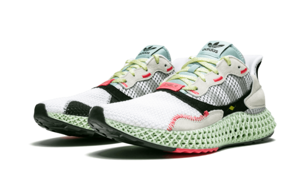 Разноцветные кроссовки Adidas