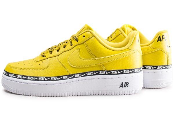 Nike Air Force 1 Lab Low жёлтые (36-40)